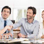 出来る営業マンはお客様の話を盛り立てながらもイニシアティブを握っている