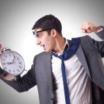 時間にいい加減な営業マンはビジネスチャンスを逃している