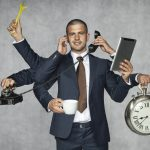 出来る営業マンは「すぐやる習慣」を身につけ、仕事の効果と効率を向上させている