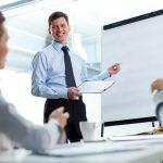 フォーマル・プレゼンテーションを上手く使いこなせる営業マンが成約率が高い理由
