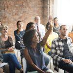 出来る営業マンはセミナーや研修に参加する目的を考え、意識をもって臨むことで自分のものにしている
